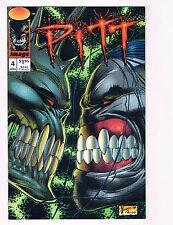 Pitt #4 NM Image Comics Comic Book 1993 DE28