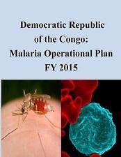 President's Malaria Initiative: Democratic Republic of the Congo: Malaria...
