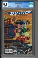 Justice League #50 - CGC 9.6 - 1st Jessica Cruz as Green Lantern - 3 Jokers