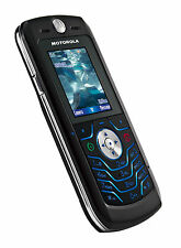 Motorola SLVR L6 Black GSM Unlocked Cellular Phone Demo Unit
