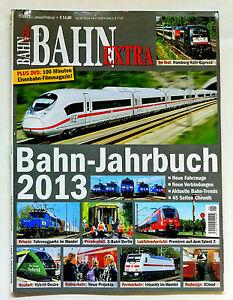 Bahn-Extra 1/2013 Bahn-Jahrbuch 2013, GeraMond 2013