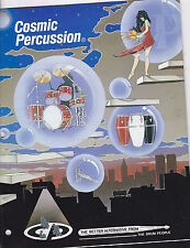#MISC-0317 - 1984 COSMIC PERCUSSION musical instrument catalog
