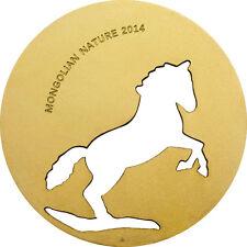 500 Togrog 2014 Mongolei - Mongolian Nature - Pferd / Horse