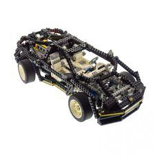 1 x Lego Technic Set Modell Traffic 8880 Super Car schwarz Renn- Sport- Wagen Au