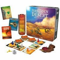 Forbidden Desert Game Gamewright Games Board Kids Cooperative Strategy