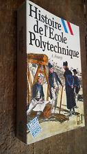 Histoire de l'école Polytechnique / A. Fourcy