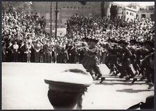 YZ3010 Roma - Festa della Repubblica - Bersaglieri in marcia - Foto - 1960 photo