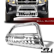 2008-2012 ESCAPE/TRIBUTE/MARINER CHROME BULL BAR BRUSH BUMPER GRILL GRILLE GUARD