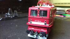 HR2608 E-Lok BR 171 014-4 DBAG Ep.5 rot mit schmalem Zierstreifen DC neu