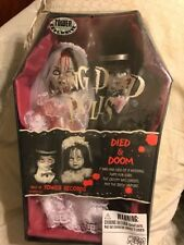 Living Dead Dolls Died&Doom..Factory Sealed