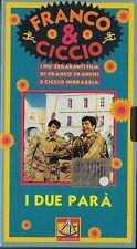 FRANCO E CICCIO - I DUE PARA' (1966) VHS