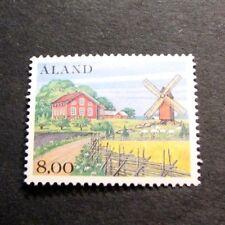 Finland-Aland Islands  Stamp Scott#  19  Landscapes  1984-90   MNH  L127