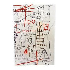 Medicom Be@Rbrick Jean-Michel Basquiat #2 100% 400% Bearbrick Figure Set