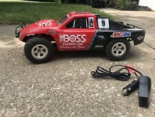 Traxxas Slash 2WD VXL Brushless RC Car USED