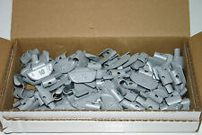 100 x 10g COATED ZINC KNOCK-ON BALANCE WEIGHTS FOR ALLOY WHEELS MADE IN GERMANY