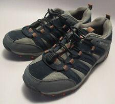 Swissgear Apex Boys Youth 6M Leather Slip on Heel Cushion Comfort Bungee Sneaker
