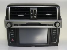 TOYOTA LAND CRUISER GPS NAVIGATION RADIO NAVI TOUCH GO 86140-60400