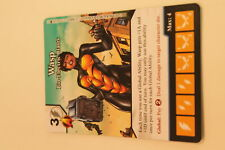 DICE MASTERS - WASP BIO-ELECTRIC BLASTS - CARD ONLY - PROMO