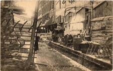 CPA PARIS (13e) La Bievre. Passage Moret. (535884)