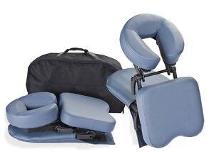 NEW EarthLite Travelmate Desktop Massage Support System