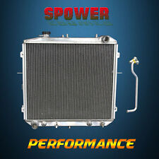 2-Row/CORE Aluminum Radiator For Kia Sportage EX Limited L4 2.0L 1995-2001