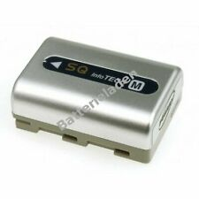 Akku für Sony Videokamera DCR-HC14E 1700mAh 7,2V 1700mAh/12Wh Li-Ion Silber