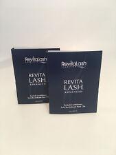 Revitalash Advanced Eyelash Conditioner Eyelash Serum 2 x 0,75 ML Sample Size