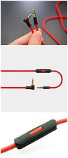 Replacement Beats Solo/Pro/Studio/Detox Headphone Control Talk Cable 2.0