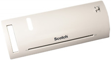 Thermal Laminator Combo Pack Includes 20 Letter Size Laminating Pouches