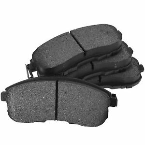 FRONT BRAKE PADS for SUBARU SAAB SEMI METALLIC 9-2X BAJA FORESTER IMPREZA LEGACY