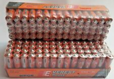 120 AAA Batteries Extra Heavy Duty 1.5 V Wholesale lot