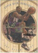 1998 HARDCOURT HOME COURT ADVANTAGE PLUS: RAY ALLEN #23/500 BUCKS
