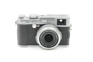 Fuji Fujifilm FinePix X100 12.3MP Digital w/23mm f2 Lens [Parts/Repair] #019