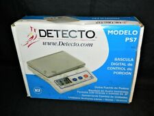 Brand New Open Box Detecto Ps-7 (Ps7) Portion Control Digital Weight Scale