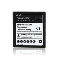 3200mAh Ersatz Li-Ionen-Akku für Samsung Galaxy Grand 2 G7106 Batteria
