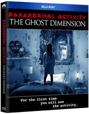 Paranormal Activity: The Ghost Dimension: Extended Cut (3D Edition with 2D Edi