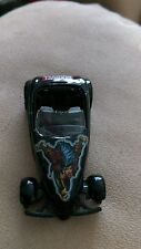 2002 Marvel Comics Maisto Chrysler Prowler Rogue The X-Men Black Convertible car