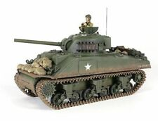 Forces of Valor UN372014 US Sherman M4A3 Tank 1/24 Radio Control Kit NIB
