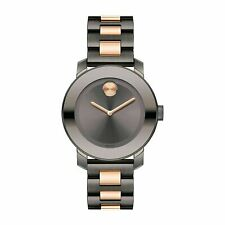 Movado Bold 3600327 Two-Tone Stainless Steel Women's Watch