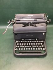 1939 Antique Smith-Corona Super Speed Typewriter Made in the USA ~ For Repair
