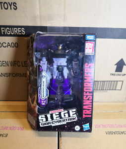 Transformers Hasbro toys WFC-S41 Barricade Deluxe Action figure toy in stock