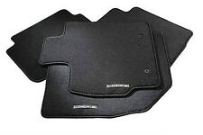 2005-2010 Scion tC Floor Mats (CARPET BLACK) tC Set Genuine Scion PT206-21100-02