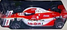Action Perfomance 01 Ricky Bobby Treadway SIGNED 5 Meijer G-Force 1:18 Indy Car