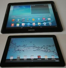 Lot of 2 Galaxy Tab 1 Tab 2 GT-P5113TS GT-P7510MA 32GB 16GB , Wi-Fi, 10.1in