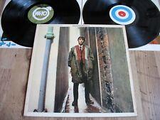THE WHO, QUADROPHENIA, ORIG SOUNDTRACK, UK POLYDOR 2 x LPs, MOD / ROCK, EX VINYL