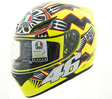 """AGV K3 """"Brazil 2001"""" (Size Large) Was £149.99 - Now £129.99"""