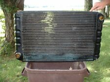 Jaguar Radiator, From a 1971 XJ, Professionally flushed and tested