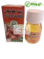 Huile de Galanga végétale - Hildegarde de Bingen - alpinia galanga root oil 30ml