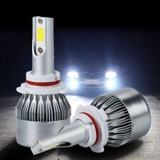 H7 LED Car Headlight Bulbs Globes BRIGHT! 72W/7600LM! 6000K Cold White 499