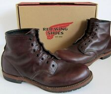 Red Wing Heritage 9016 Beckman Black Cherry Mens Boots 10 D